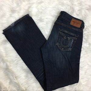 Big Star Boot Cut Sophie Jeans Size 28R